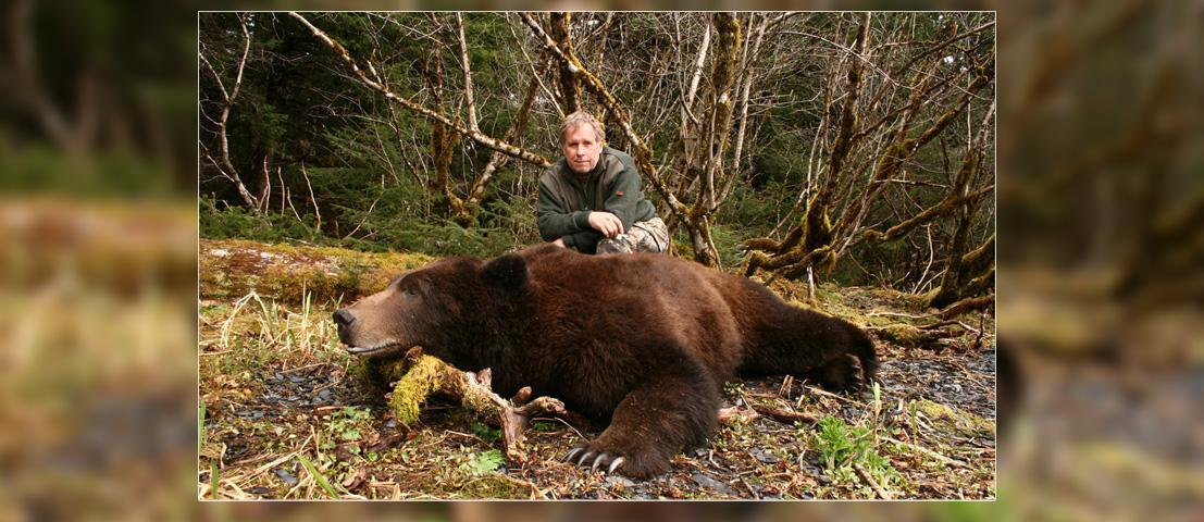 Coastal Alaska Brown Bear Hunts | Trophy Brown Bears - photo#20