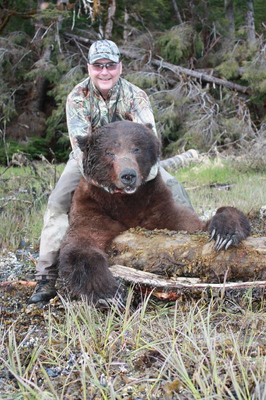 Coastal Alaska Brown Bear Hunts | Trophy Brown Bears - photo#11