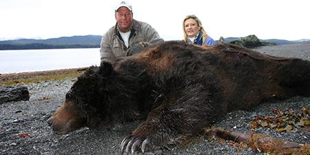 Coastal Alaska Brown Bear Hunts | Trophy Brown Bears - photo#34