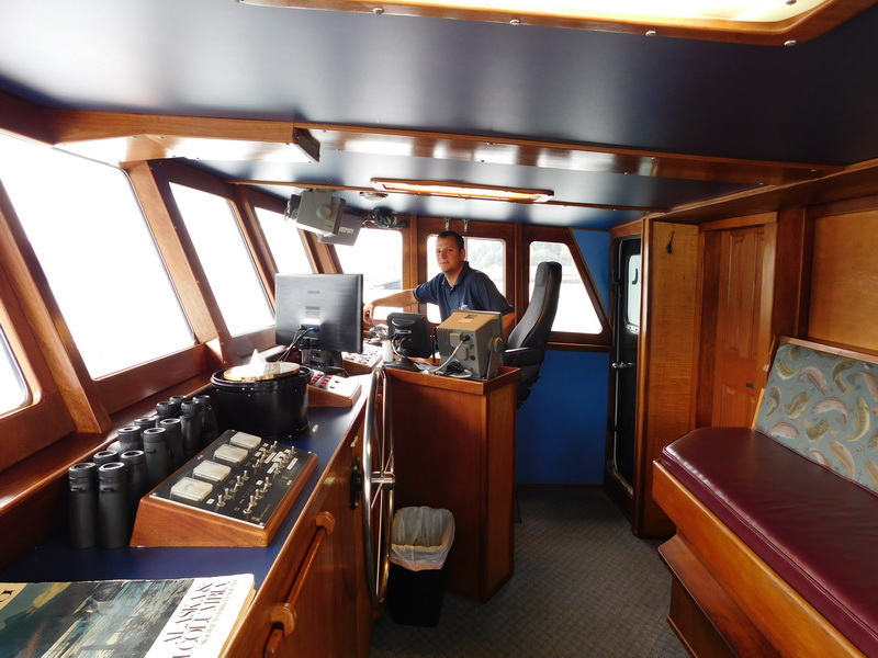 Mv Sikumi Alaska Hunting Yacht