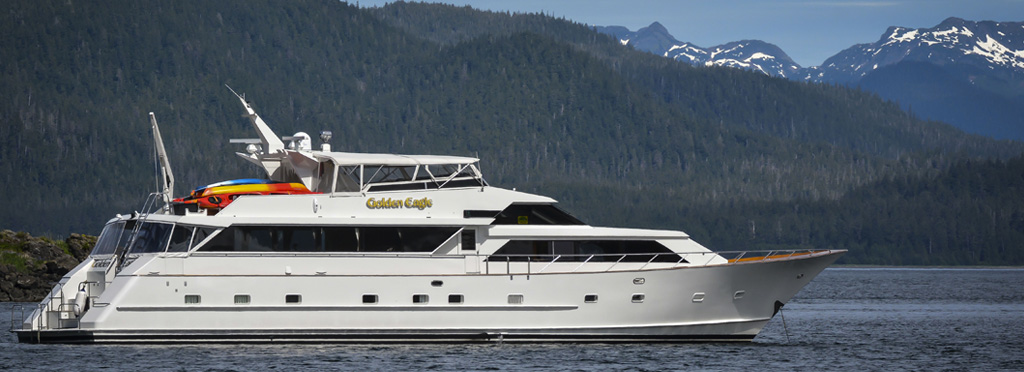 M/Y Golden Eagle Alaska