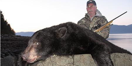 Alaska Spring Black Bear Hunts