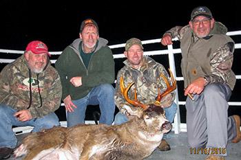 Bill Hogan Blacktail deer hunt